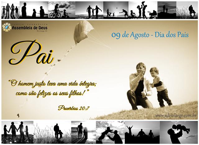 Dia Dos Pais : AD RioLargo